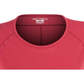 Arc'teryx W's Motus Crew SS Shirt radicchio